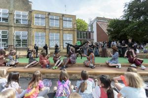 Highgate Primary School stage opening 2[26]